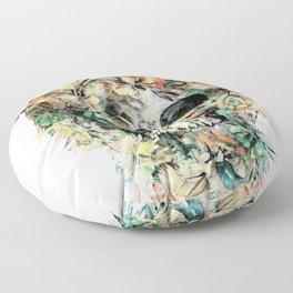 Momento Mori XIV Floor Pillow