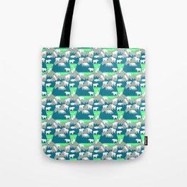 Mountain Goat Jamboree Tote Bag