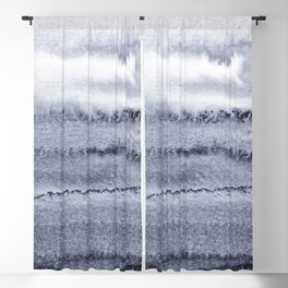 WITHIN THE TIDES - VELVET GREY Blackout Curtain