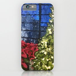 Longwood Gardens Holiday iPhone Case