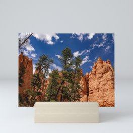 Bryce Canyon National Park, Utah - 1 Mini Art Print