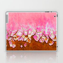 Pink and Rust Laptop & iPad Skin