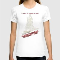 dragon age inquisition T-shirts featuring Inquisition by PsychoBudgie