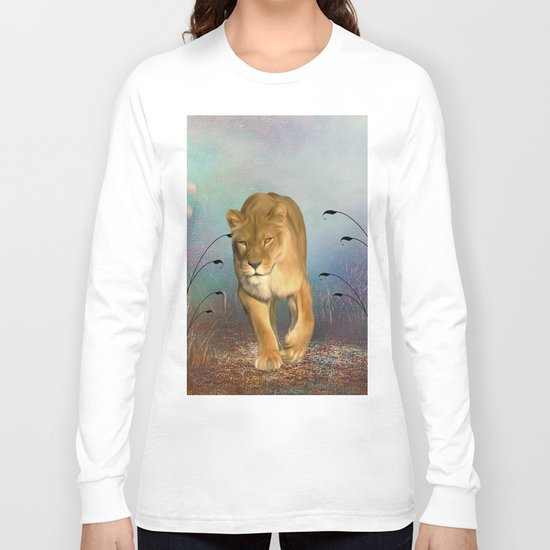 Wonderful wolf Long Sleeve T-shirt