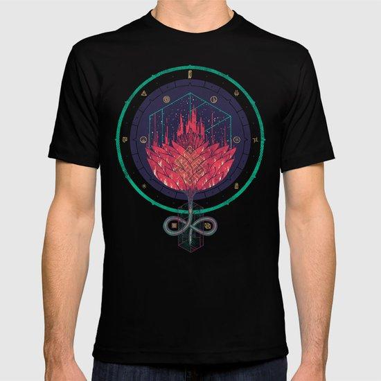 Fading Dahlia T-shirt