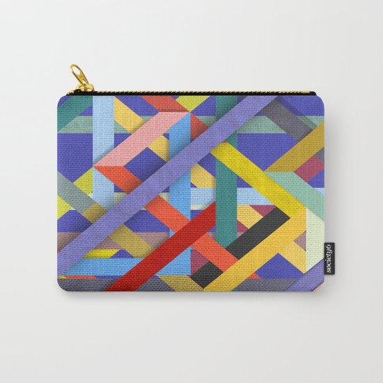 Abstract #278 Carry-All Pouch