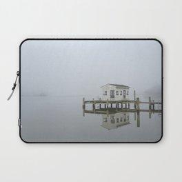 Eastern Branch Boat House Laptop Sleeve