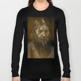 Rasputin the Russian Mystic Long Sleeve T-shirt