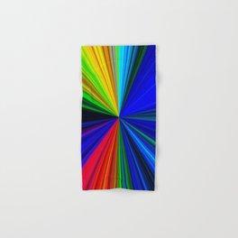 Colours of a Rainbow Hand & Bath Towel