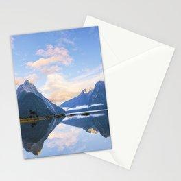 Milford Sound, New Zealand Stationery Cards