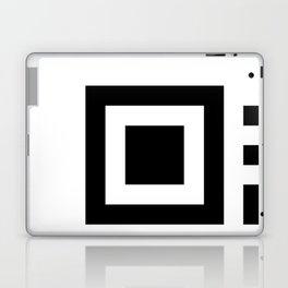 QR Code Laptop & iPad Skin