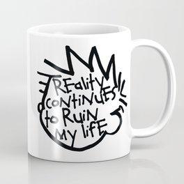 Calvin & Hobbes inspired Coffee Mug