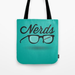 Get your nerd on Tote Bag