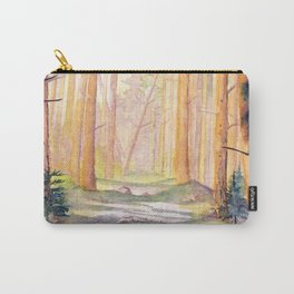 Down The Forest Path Carry-All Pouch