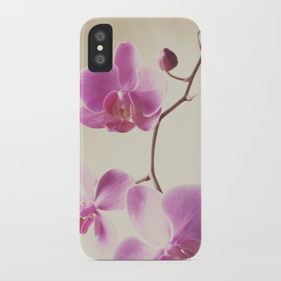 Pink Lady iPhone Case