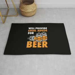 Lawyers - Legal Advice For Beer Rug