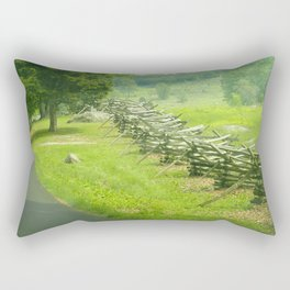Gettysburg pa photography art Rectangular Pillow