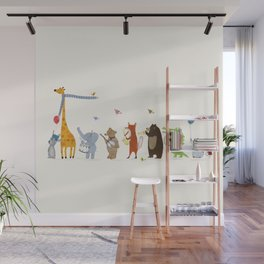 little parade Wall Mural