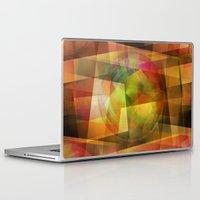 geo Laptop & iPad Skins featuring Geo by Christine baessler