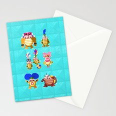 Koopalings! Stationery Cards
