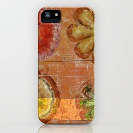 Groanful Structure Flower  ID:16165-064021-59481 iPhone Case
