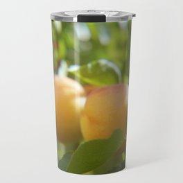 Apricots Travel Mug