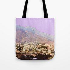 Lilac Skies Tote Bag