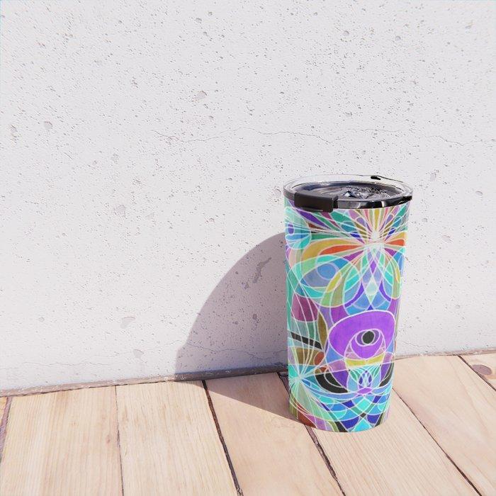 Ethnic Style G11 Travel Mug