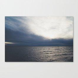 Distance. Canvas Print
