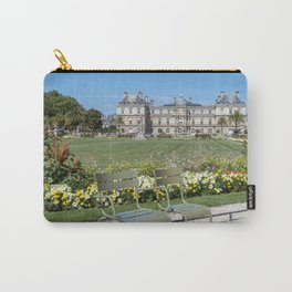 Luxembourg Gardens - Paris Carry-All Pouch
