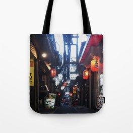 Shinjuku Eats Tote Bag
