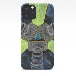 Vectron Equilibrius iPhone Case