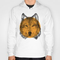 eric fan Hoodies featuring Wild 7 - by Eric Fan and Garima Dhawan by Eric Fan
