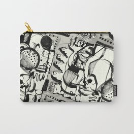Quality Time Carry-All Pouch