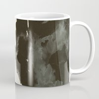 storm Mugs featuring storm by Golden Boy