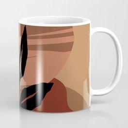The encounter #illustration #digitalart Coffee Mug