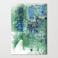 Communication Canvas Print