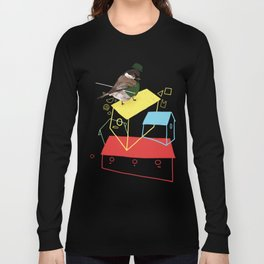 Pipbird Long Sleeve T-shirt