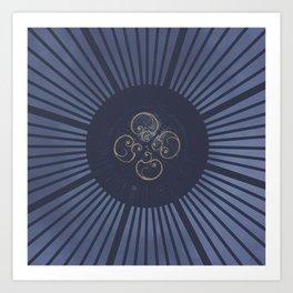 """The Eye at Kew"" Art Print"