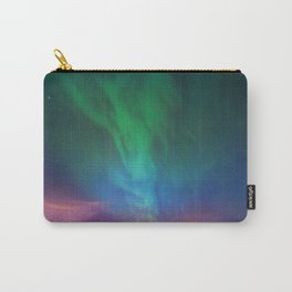 Canadian Northern Lights Carry-All Pouch