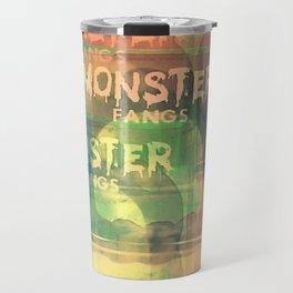 Monster Fangs Travel Mug