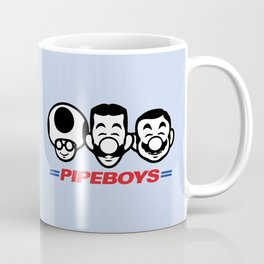 Pipe Boys Coffee Mug