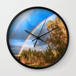 Autumn collection 7 Wall Clock