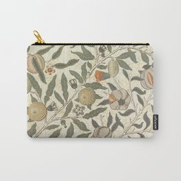 William Morris Fruit Pattern Carry-All Pouch