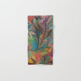 Rainbow Swirl  Hand & Bath Towel