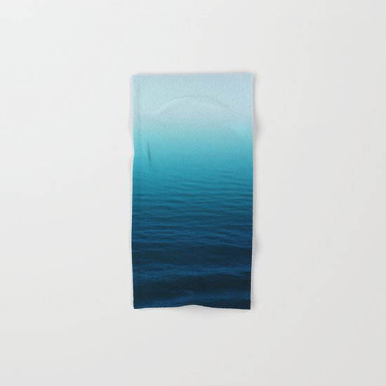 Deep Blue Sea Hand & Bath Towel