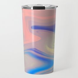 Holographic Dreams Travel Mug