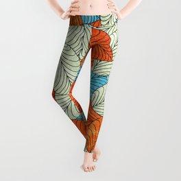 Let the Leaves Fall #09 Leggings