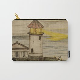 Lighthouse Hope Carry-All Pouch