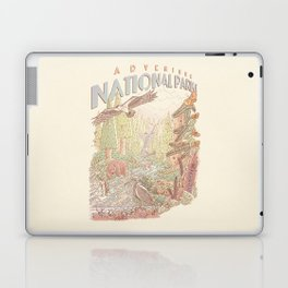 Adventure National Parks Laptop & iPad Skin